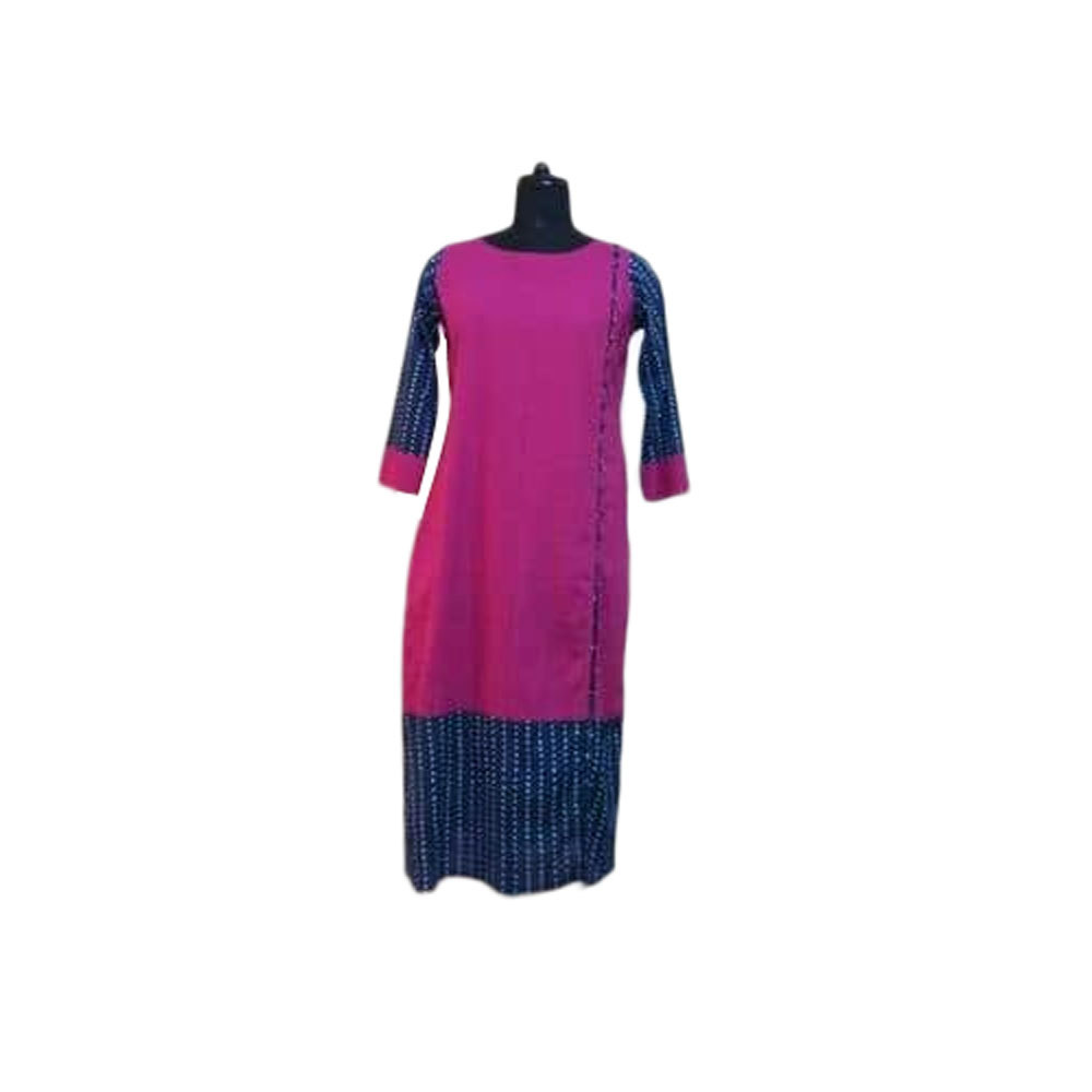 Ladies Full Sleeves Long Kurti