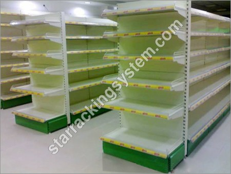 Center Departmental Racks