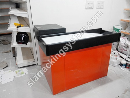 Checkout Display Counter