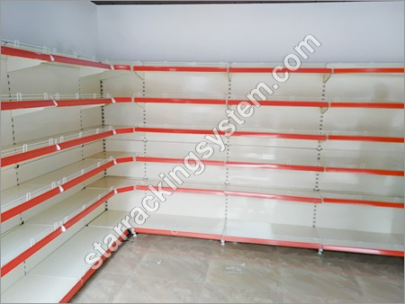 Corner Display Racks
