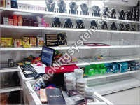 Cosmectics Display Racks