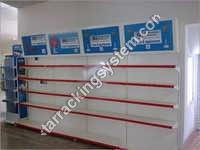 Departmental Store Display Racks