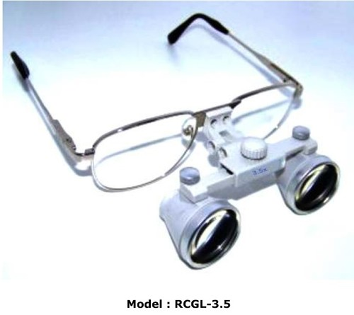 Dental Surgical Loupes 3.5