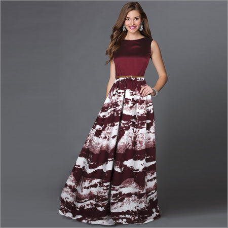 Ladies Light Gown