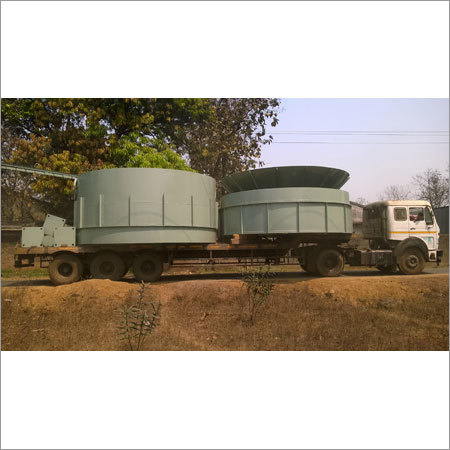 5 Meter Diameter Bottom Ash Overflow Tank