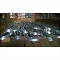 Galvanised Earthing Flats