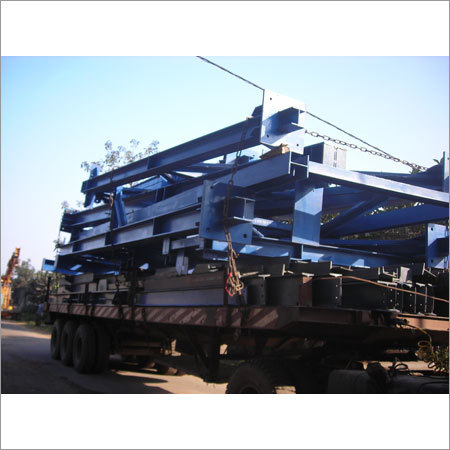 Galvanized Steel Structures