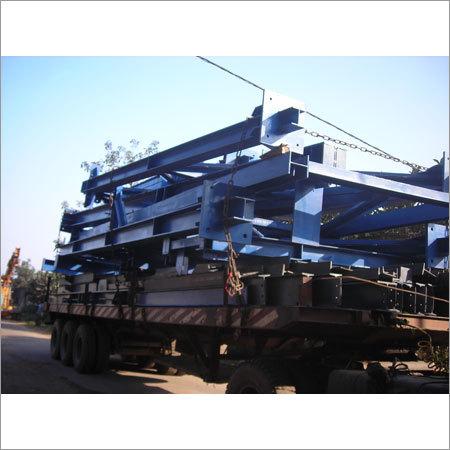 Galvanized Steel Structures