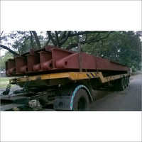 Fabricated Top Beam