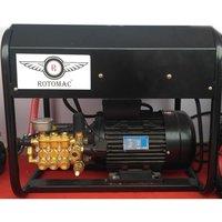 Professional Car Washer Triplex Pump 4kw / 200 Bar / 14 Lpm 3 Phase ( 80140t4a )
