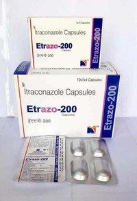 ITRACANAZOLE -200 MG