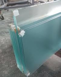 Transparent Toughened Glass