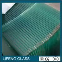 Solid Toughened Glass