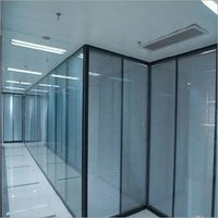 Temper Toughened Laminated Glass Wall Partition