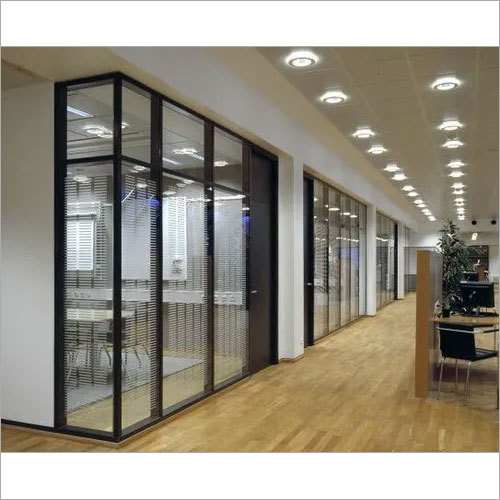 Tempered Toughened Partition Glass Wall