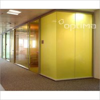 saint gobain Toughened Glass Office Partition