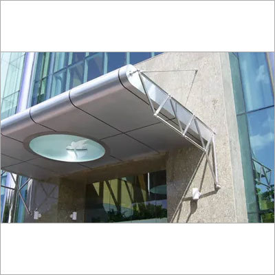 Aluminium Composite Panel Work