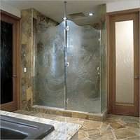 Toughened Glass Shower Cabin