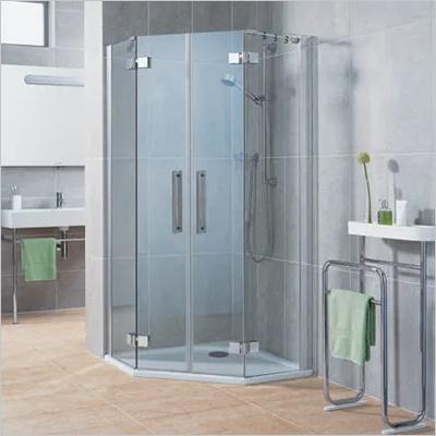 Toughened Glass Shower Panel