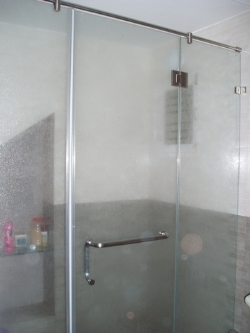 Bathroom Cubicles Partition Glass