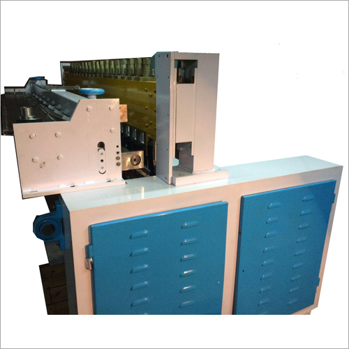 Wire Mesh Making Machine