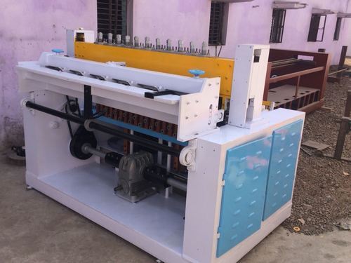 Automatic Wire Mesh Making Machine
