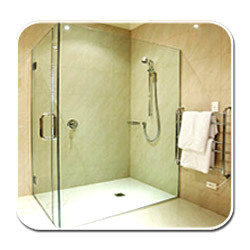 Toughened Glass Shower Cabin and Cubicles