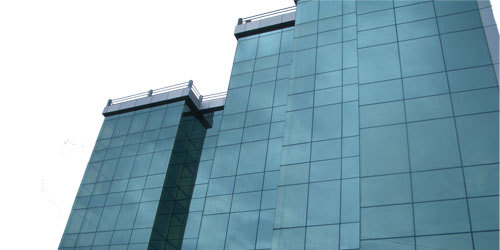 Decorative Structural Glazing