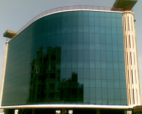 Silicon Structural Glazing