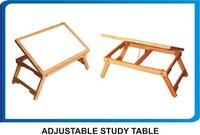 WHITE LAPTOP TABLE