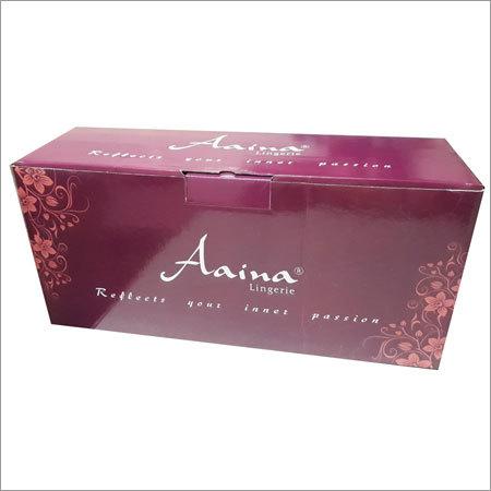 Aaina Lingerie Box