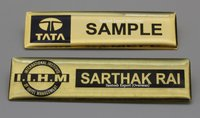 Personalized Name Badges