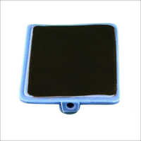 Simulator Square Dual Pad Silicon Rubber