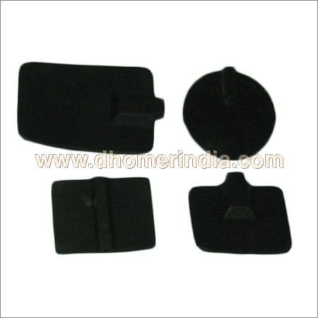 I F B Machines rubber pad & tens Square pad Butterfly type pad Round pad