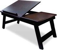 BROWN LAPTOP TABLE