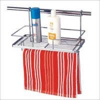 SS Towel Rack Hanging