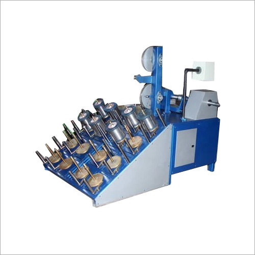 Wire Bobbin Winding Machine