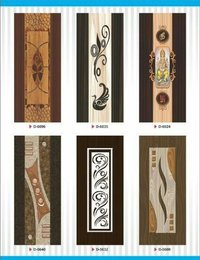 Chemical Coated Wooden Doors