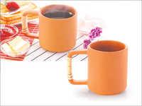 Clay Round Tea Mug