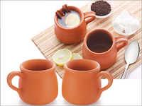 Clay Mug Set