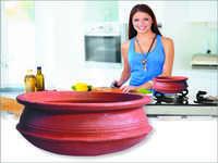 Clay Cooking Handi