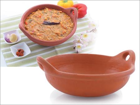 Clay Cooking Kadhai