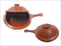 Clay Fry Pan