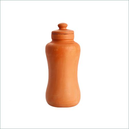 Earthen Clay Bottle