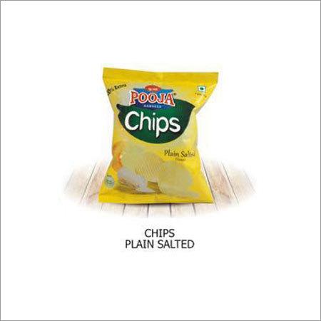 Salted Plain Potato Chips