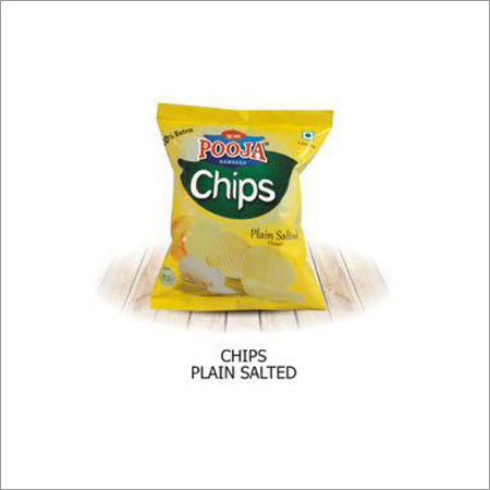 Salted Plain Chips