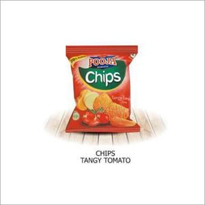 Tangy Tomato Chips