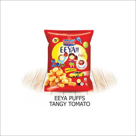 Eeya Tangy Tomato Puffs