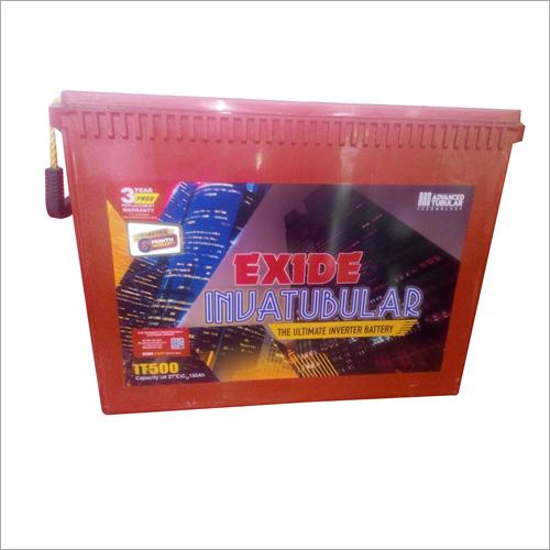 Exide Inuatubular Inverter Battery