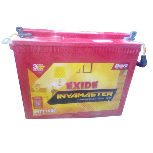 Exide Invamaster Inverter Battery